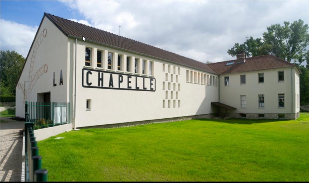 Bâtiment - La Chapelle