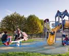 Aire de jeux - La Boissiere Ecole