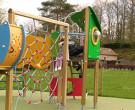 Aire de jeux - Poigny-la-Forêt