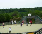 Terrain multisports - Saint-Hilarion
