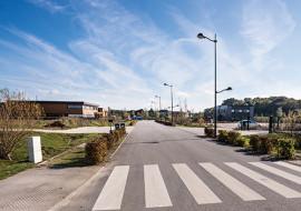 Parc d'activités Bel Air - La Forêt