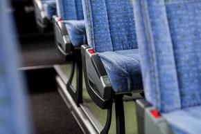 Ceinture dans le bus
