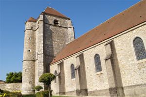 Église Sainte-Monégonde