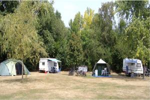 Camping à la ferme de la Ferme du Bois Boisseau