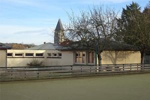 École élémentaire à Sonchamp