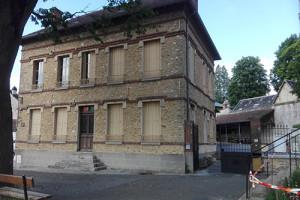 École élémentaire à Saint-Martin-de-Bréthencourt