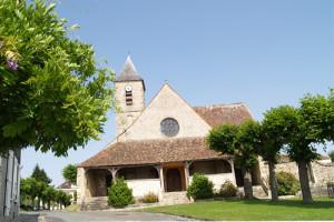 Église Saint-Vincent et Saint-Sébastien