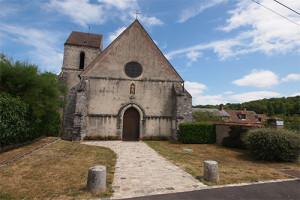 Église Saint-Hilarion