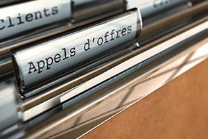 Dossier appels d'offres