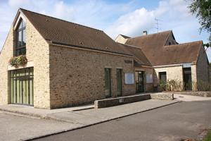 Mairie - La Celle-les-Bordes