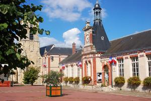 Mairie - Le Perray-en-Yvelines