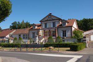Mairie - Poigny-la-Forêt