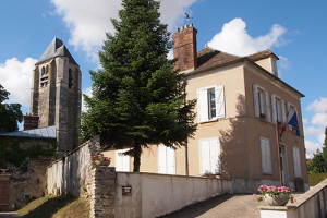 Mairie - Saint-Martin-de-Bréthencourt