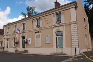Mairie - Sainte-Mesme