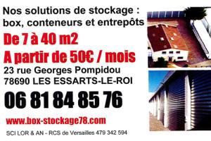box stokage