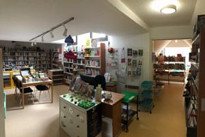 Bibliothèque associative de La Celle-les-Bordes
