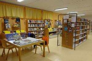 Bibliothèque municipale - Sonchamp