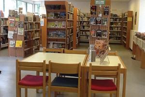 Bibliothèque associative de Cernay-la-Ville