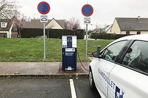 Borne - Le Perray-en-Yvelines
