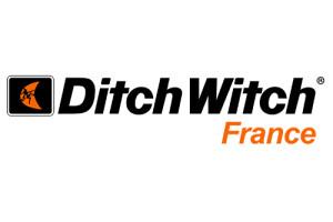 logo ditch witch