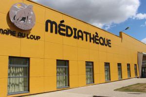 Médiathèque - Le Perray-en-Yvelines