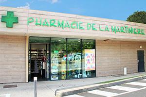 Pharmacie de la Martinière