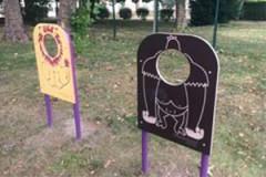 Aire de jeux - Les Essarts, Rue de rome
