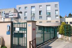 Gendarmerie à Saint-Arnoult-en-Yvelines