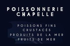 logo poisonnerie chapelle