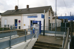 Gare de Gazeran