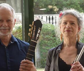 Concert Flûte et Guitare