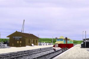 Gare de Saint-Arnoult-en-Yvelines