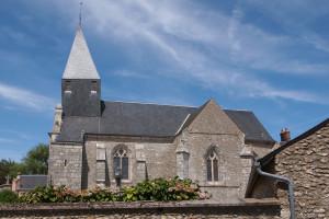 Eglise - Paray-Douaville