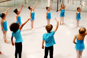 Pre-cycle danse