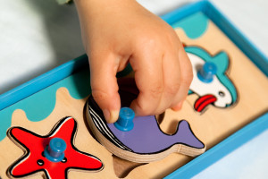 Enfant qui joue