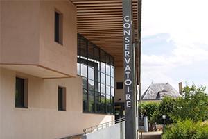 Conservatoire Gabriel Fauré - Saint-Arnoult-en-Yvelines